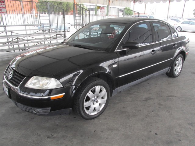 2001 Volkswagen Passat GLS Please call or e-mail to check availability All of our vehicles are