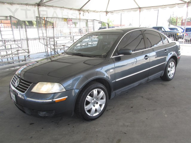 2001 Volkswagen Passat GLX Please call or e-mail to check availability All of our vehicles are