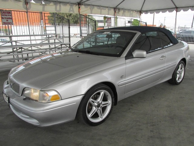 2001 Volvo C70 This particular Vehicles true mileage is unknown TMU Please call or e-mail to ch