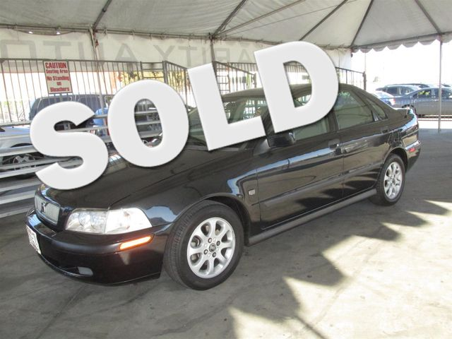 2001 Volvo S40 Please call or e-mail to check availability All of our vehicles are available fo