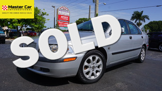2001 Volvo S40 in Lighthouse Point FL