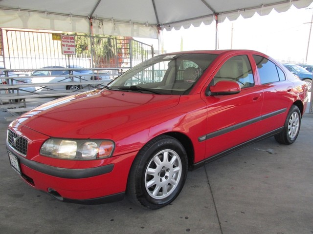 2001 Volvo S60 Please call or e-mail to check availability All of our vehicles are available for