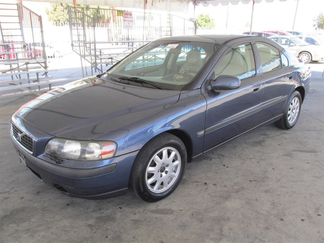 2001 Volvo S60 This particular Vehicles true mileage is unknown TMU Please call or e-mail to c