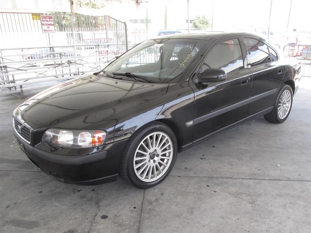 2001 Volvo S60 Please call or e-mail to check availability All of our vehicles are available fo