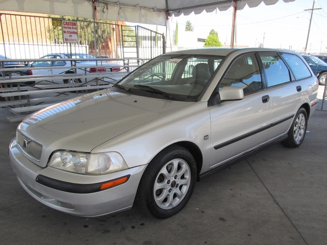 2001 Volvo V40 Please call or e-mail to check availability All of our vehicles are available for