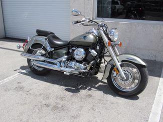 2001 Yamaha XVS 650 Classic Dania Beach, Florida 1
