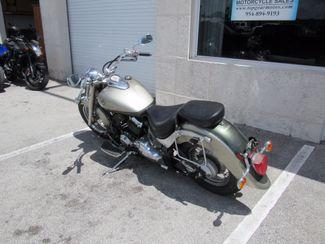 2001 Yamaha XVS 650 Classic Dania Beach, Florida 12