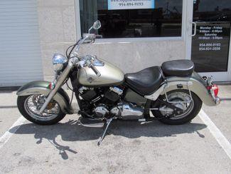 2001 Yamaha XVS 650 Classic Dania Beach, Florida 7
