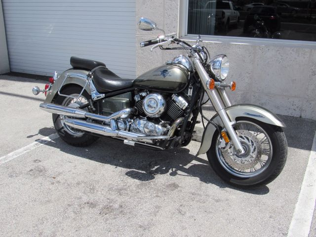 2001 Yamaha XVS 650 V-STAR Classic Dania Beach, Florida 1