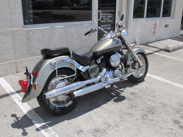 2001 Yamaha XVS 650 V-STAR Classic Dania Beach, Florida 6
