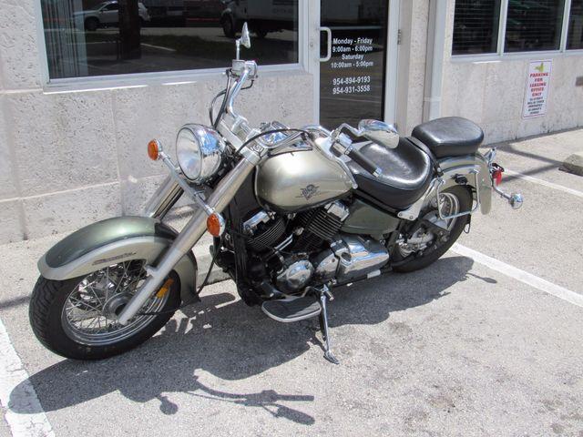 2001 Yamaha XVS 650 V-STAR Classic Dania Beach, Florida 8