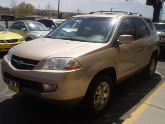 2002 Acura MDX Touring Pkg Englewood, Colorado 1