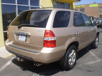 2002 Acura MDX Touring Pkg Englewood, Colorado 4