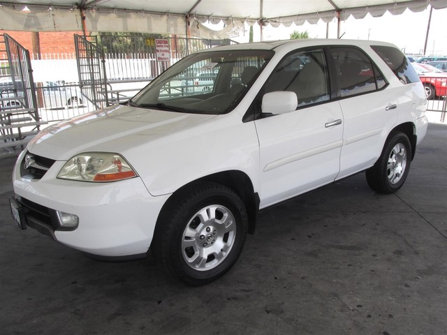 2002 Acura MDX This particular Vehicle comes with 3rd Row Seat Please call or e-mail to check ava