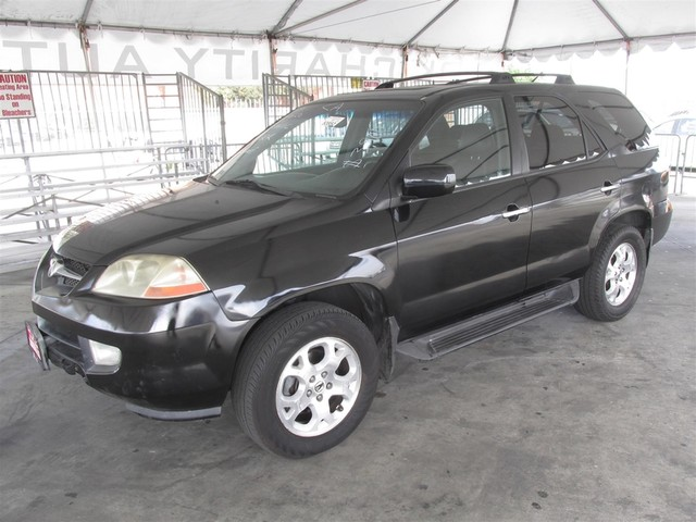 2002 Acura MDX Touring Pkg This particular Vehicle comes with 3rd Row Seat Please call or e-mail