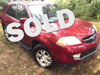 2002 Acura MDX Touring Knoxville, Tennessee