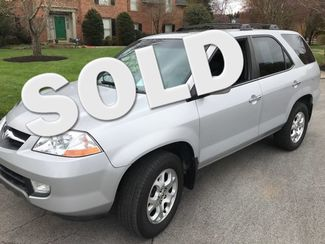 2002 Acura-One Owner! 31service Records! MDX-CARMARTSOUTH.COM Touring Knoxville, Tennessee