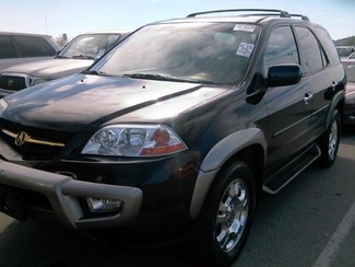 2002 Acura MDX Base with Navigation System LINDON, UT 1
