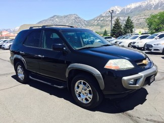 2002 Acura MDX Base with Navigation System LINDON, UT 5