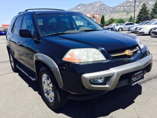 2002 Acura MDX Base with Navigation System LINDON, UT 6