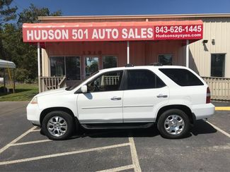 2002 Acura MDX Base | Myrtle Beach, South Carolina | Hudson Auto Sales in Myrtle Beach South Carolina
