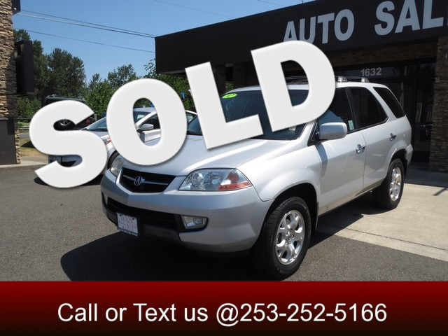 2002 Acura MDX Touring Pkg AWD The CARFAX Buy Back Guarantee that comes with this vehicle means th