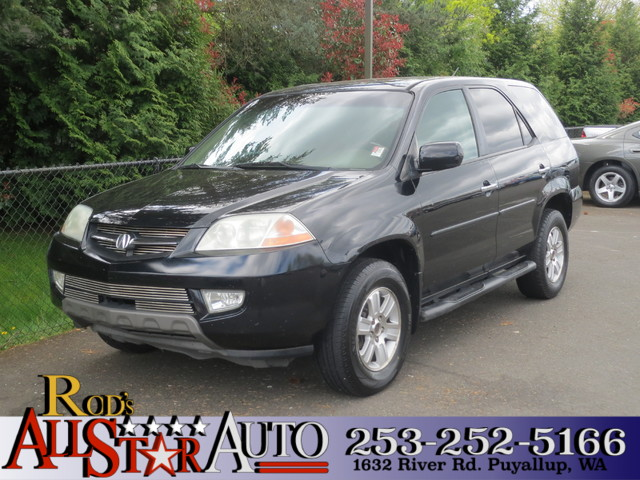 2002 Acura MDX AWD The CARFAX Buy Back Guarantee that comes with this vehicle means that you can b