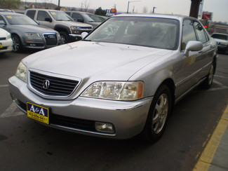 2002 Acura RL Englewood, Colorado 1