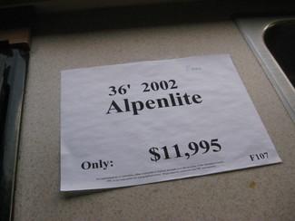 2002 Alpenlite 33rk Fifth Wheel 3 Slide outs Katy, Texas 14