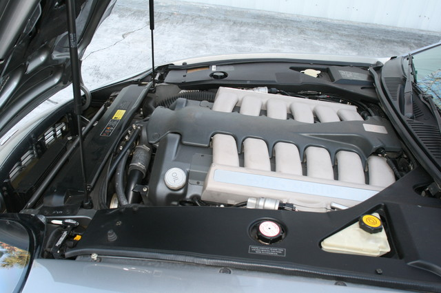 2002 Aston Martin DB7 Vantage Convertible Houston, Texas 15