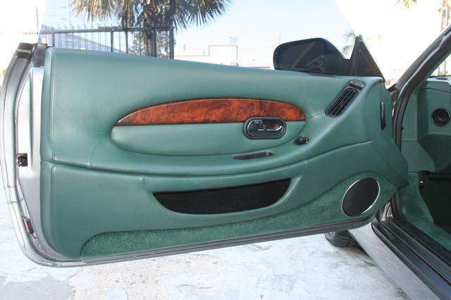 2002 Aston Martin DB7 Vantage Convertible Houston, Texas 9