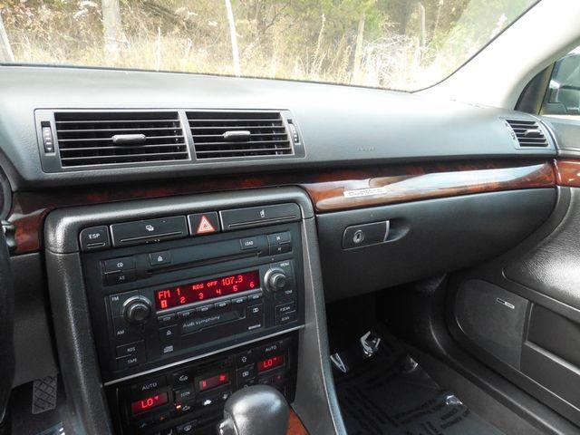 2002 Audi A4 3.0L SPORT/PREMIUM PKGE Leesburg, Virginia 24