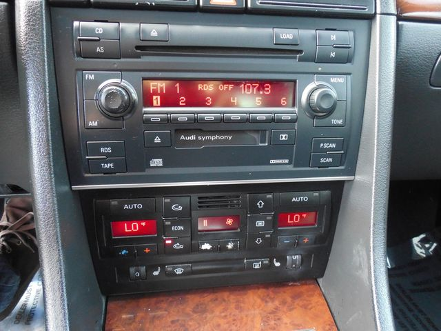 2002 Audi A4 3.0L SPORT/PREMIUM PKGE Leesburg, Virginia 25