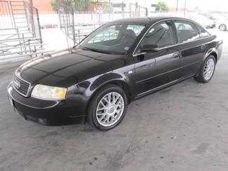 2002 Audi A6 Gardena, California