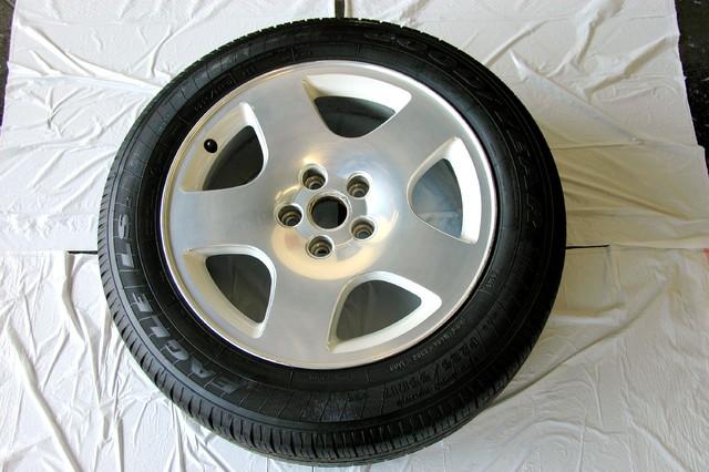 2002 Audi A8 Rim and Tire Studio City, California 1