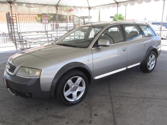 2002 Audi allroad Please call or e-mail to check availability All of our vehicles are available