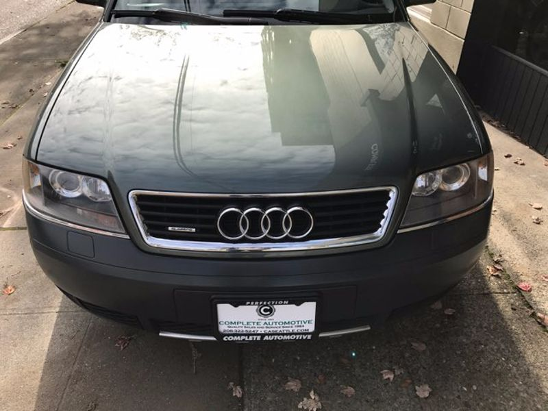 2002 Audi Allroad Quattro Wagon All Wheel Drive Local Rebuilt Transmission Really Nice Must See   city Washington  Complete Automotive  in Seattle, Washington