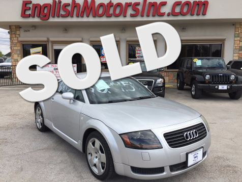2002 Audi TT  in Brownsville, TX