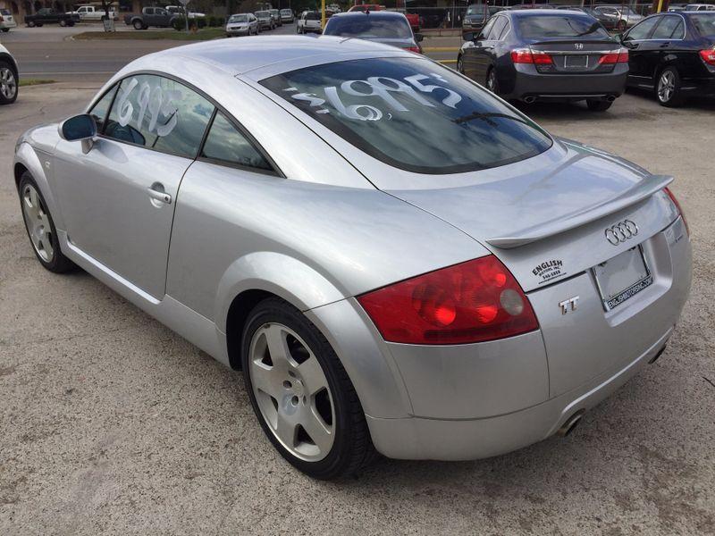 2002 Audi TT   Brownsville TX  English Motors  in Brownsville, TX