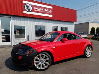 2002 Audi TT Coupe quattro (225 hp)  city Montana  Montana Motor Mall  in , Montana