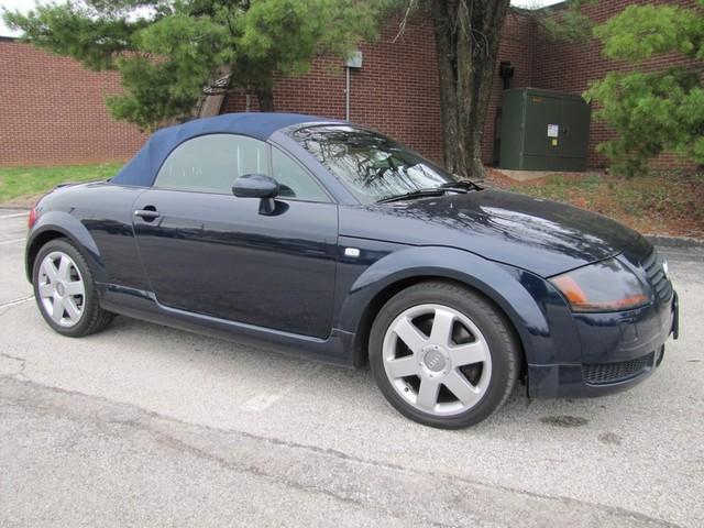2002 Audi TT St. Louis, Missouri 1