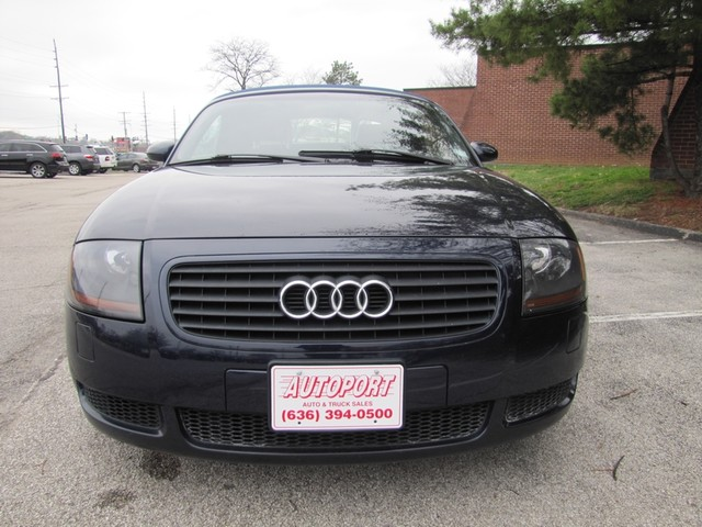 2002 Audi TT St. Louis, Missouri 2