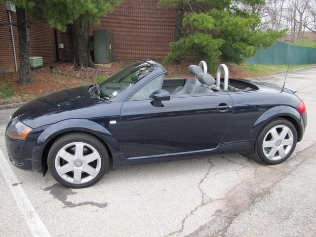 2002 Audi TT St. Louis, Missouri 3