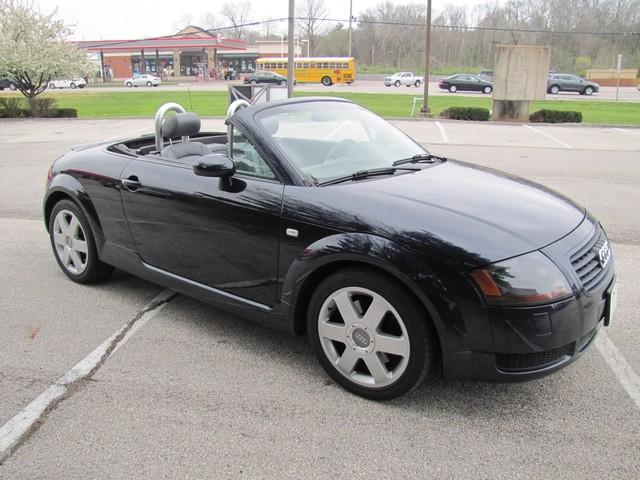 2002 Audi TT St. Louis, Missouri 0