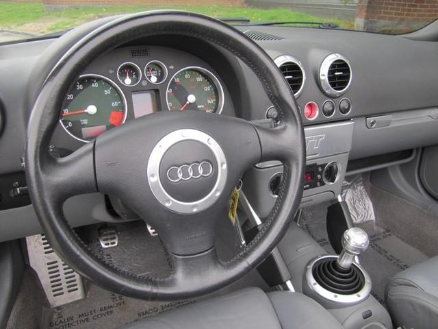 2002 Audi TT St. Louis, Missouri 9