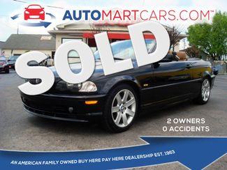 2002 BMW 325Ci  | Nashville, Tennessee | Auto Mart Used Cars Inc. in Nashville Tennessee
