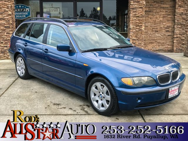 2002 BMW 325i The CARFAX Buy Back Guarantee that comes with this vehicle means that you can buy wi