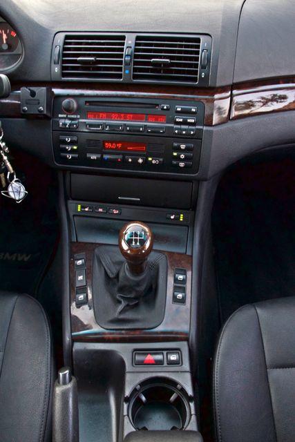 2002 BMW 325xi AWD PREMIUM PKG ONLY 78K MLS 5-SPEED MANUAL HEATED SEATS Woodland Hills, CA 25