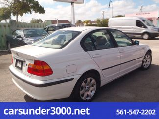 2002 BMW 325xi Lake Worth , Florida 3