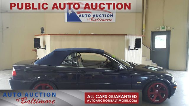 2002 BMW 330Ci  | JOPPA, MD | Auto Auction of Baltimore  in JOPPA MD